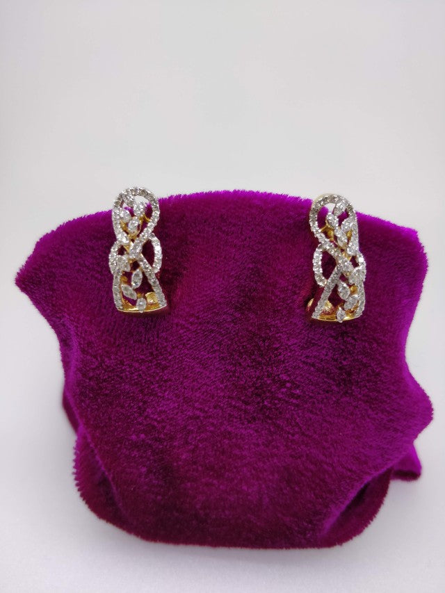 T311 14K Ladies Earring