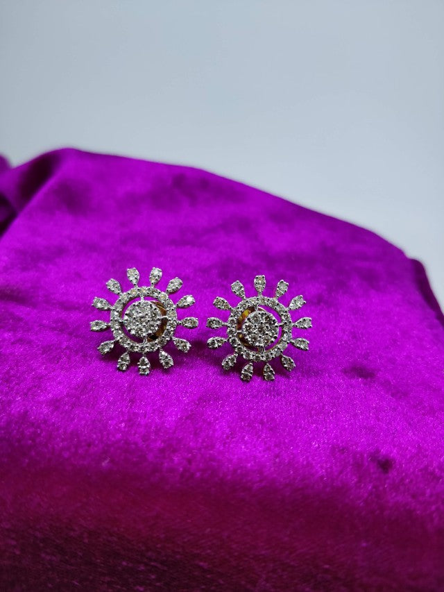 T328 14K Ladies Earring