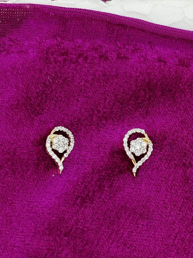 T331 14K Ladies Earring