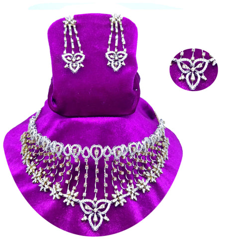 NS62 14K Necklace Set