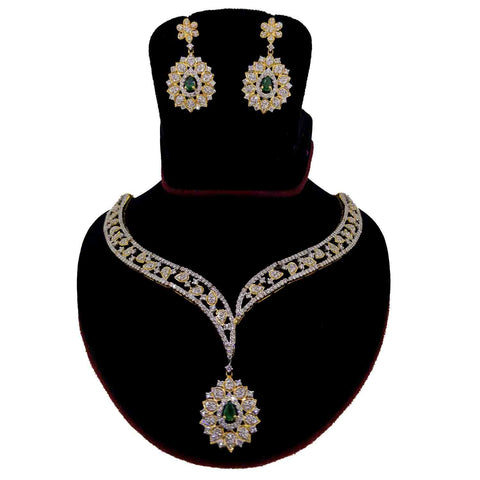 NS64 14K Necklace Set