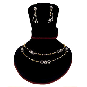 NS66 14K Necklace Set
