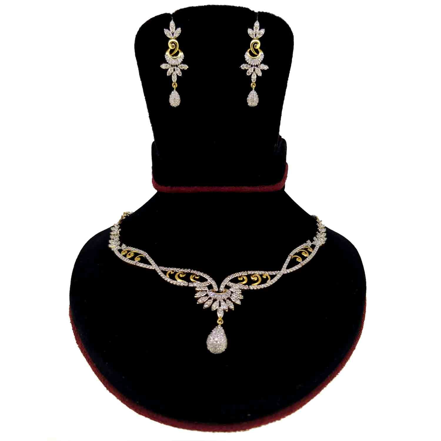 NS32 14K Necklace Set