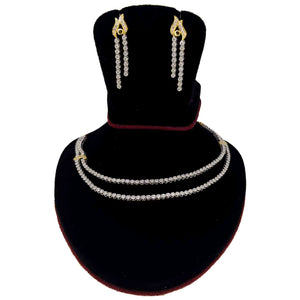 NS69 14K Necklace Set