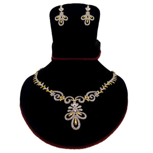 NS13 14K Necklace Set