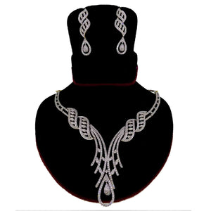 NS18 14K Necklace Set