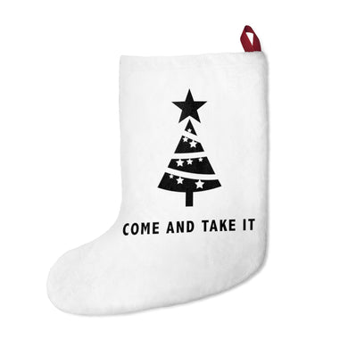 Come & Take It - Christmas Stockings - The Liberty Daily