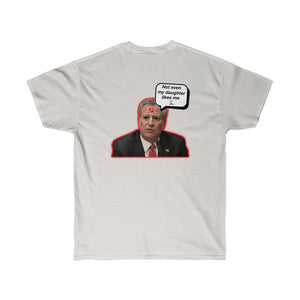 BILL DE BLASIO - Non-Essential Governors T-Shirt - The Liberty Daily