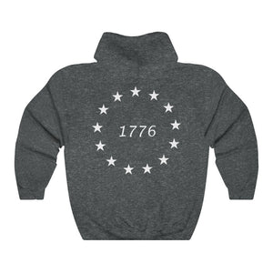 Betsy Ross Hoodie - The Liberty Daily
