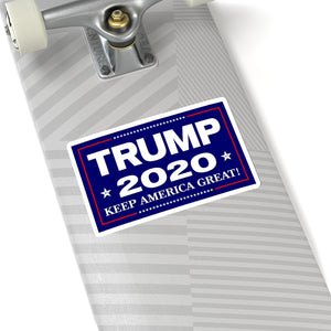 Trump 2020 - Keep America Great - Sticker - The Liberty Daily