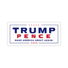 Load image into Gallery viewer, Trump Pence MAGA - Sticker - The Liberty Daily