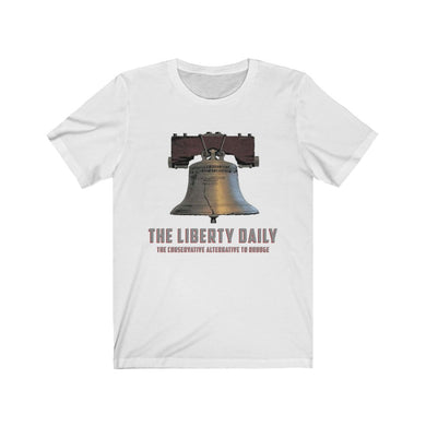 The Liberty Daily Logo T-Shirt