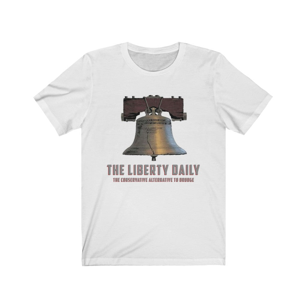 The Liberty Daily Logo T-Shirt - The Liberty Daily