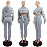 Thick Fleece Tracksuit