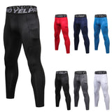 Thermal Insulated Compression Pants
