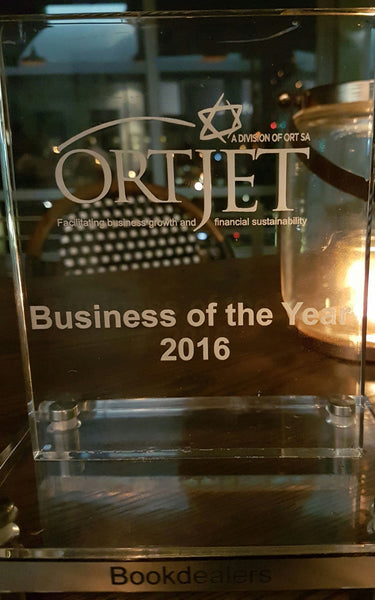 OrtJet Business of the Year Award