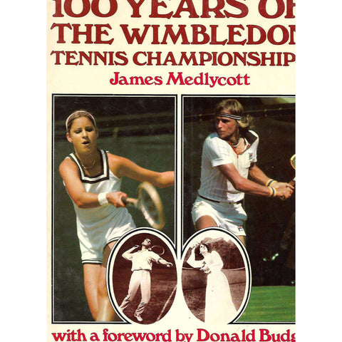 100 Years of the Wimbledon Tennis Championships | James Medlycott