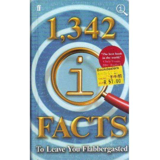 Bookdealers:1.342 Qi Facts: To Leave You Flabbergasted (Quite Interesting) | Compiled by John Lloyd, John Mitchinson