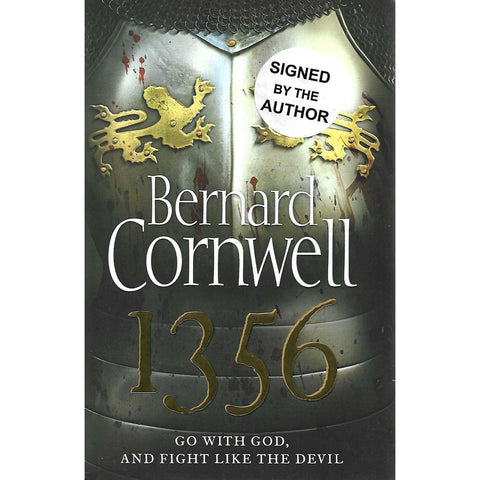 1356 (Signed by Author) | Bernard Cornwell
