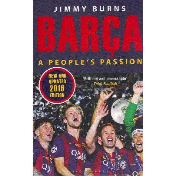 Bookdealers:Barca: A People's Passion | Jimmy Burns