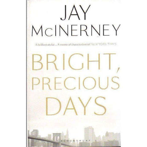 Bright, Precious Things | Jay McInerney