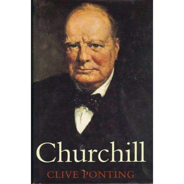 Bookdealers:Churchill | Clive Ponting