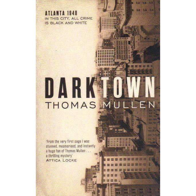 Bookdealers:Darktown | Thomas Mullen