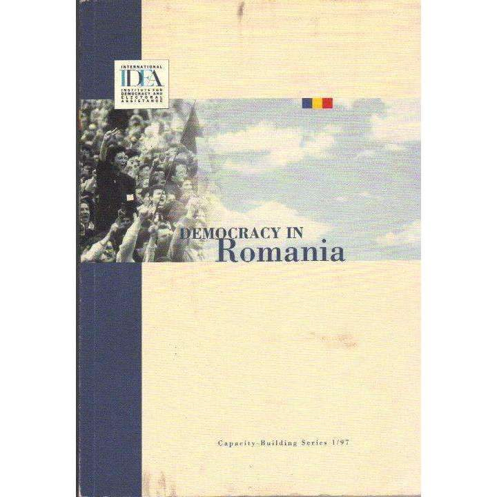 Bookdealers:Democracy in Romania: Assessment Mission Report | Capacity Building Series