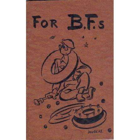 "Bookdealers:For B.F. s (Unexpurgated Edition) | Illustrated by Douglas of ""Punch"""