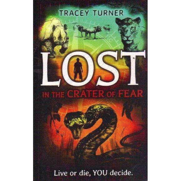 Bookdealers:Lost in the Crater of Fear | Tracey Turner