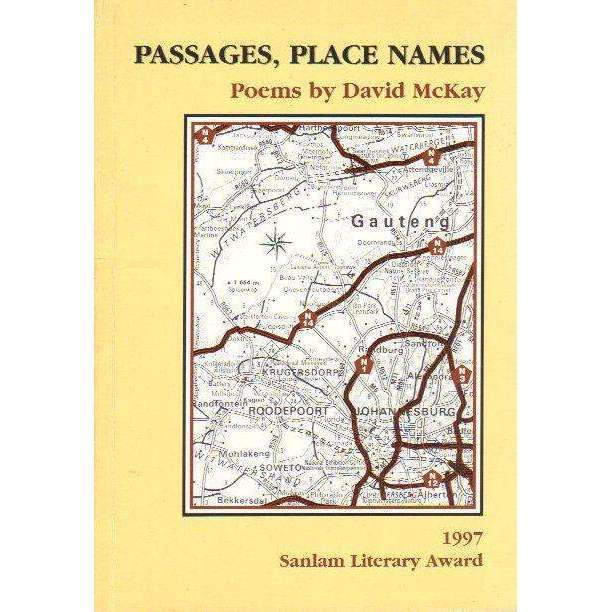 Bookdealers:Passages, Place Names (With Author's Inscription) | David McKay