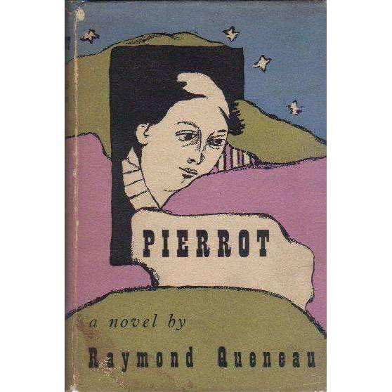 Bookdealers:Pierrot (With Author's Inscription) | Raymond Queneau