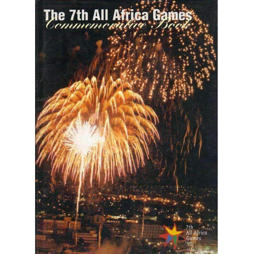 Bookdealers:The 7th All Africa Games: Commemorative Book | Editor: Deena Hesp and Michael Finch