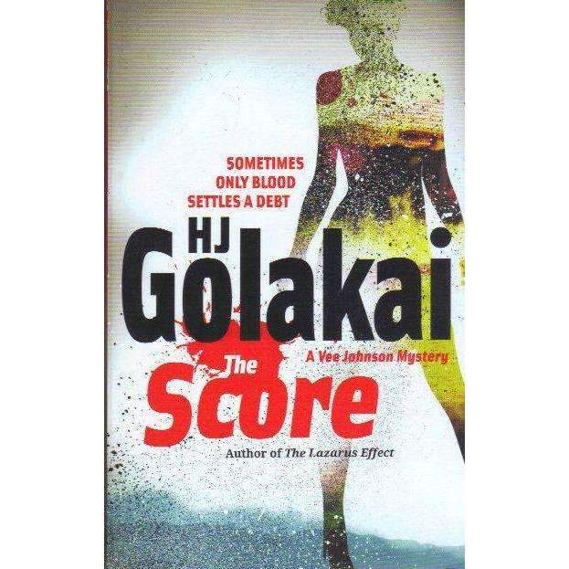 Bookdealers:The Score | H.J. Golakai
