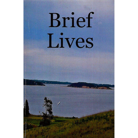 Brief Lives (Inscribed by Author) | Harold Lorin