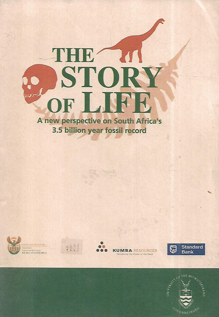 The Story of Life: A New Perspective on South Africa's 3.5 Billion Year Fossil Record (Programme)