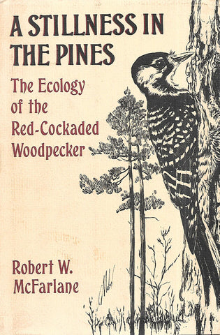 A Stillness in the Pines: The Ecology of the Red-Cockaded Woodpecker | Robert W. McFarlane