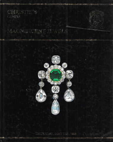 Magnificent Jewels (Catalogue of a Christie's Auction)