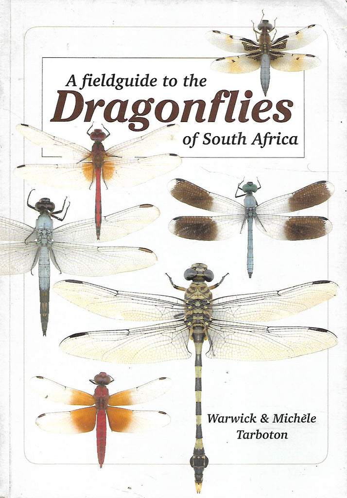 A Fieldguide to the Dragonflies of South Africa | Warwick & Michelle Tarboton