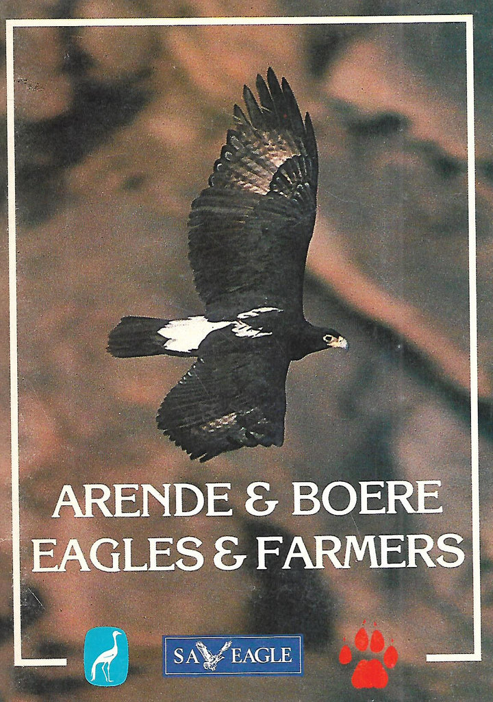 Arende & Boere / Eagles & Farmers (Afrikaans/English Dual Language Edition)