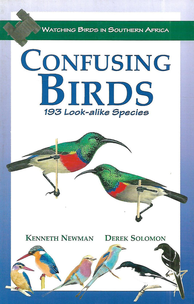 Confusing Birds: 193 Look-Alike Species | Kenneth Newman & Derek Solomon