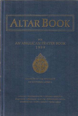 Altar Book for an Anglican Prayer Book (In 14 Languages)