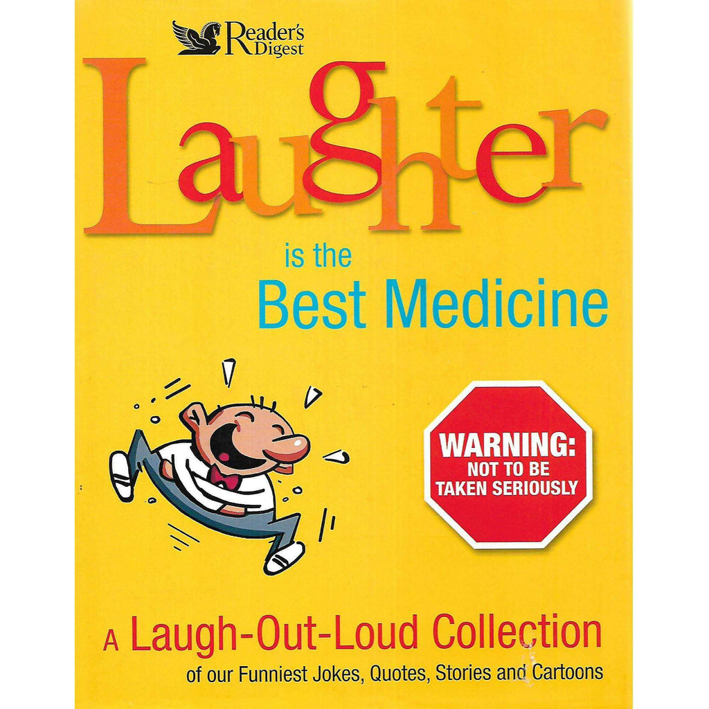 Bookdealers:Laughter is the Best Medicine | John Andrews (Ed.)