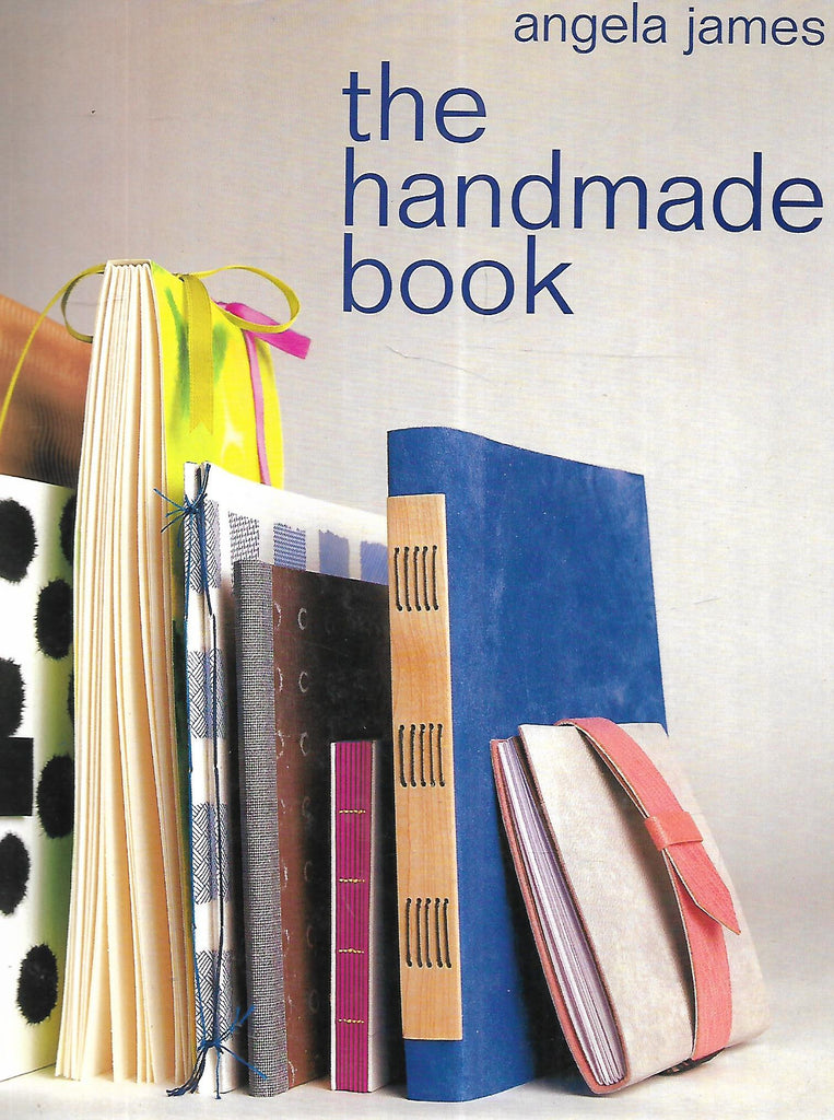 The Handmade Book | Angela James
