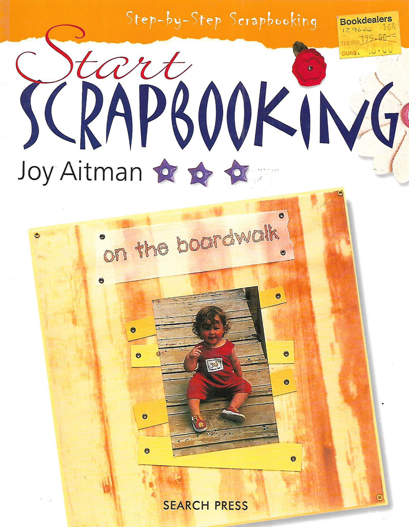 Start Scrapbooking | Joy Aitman