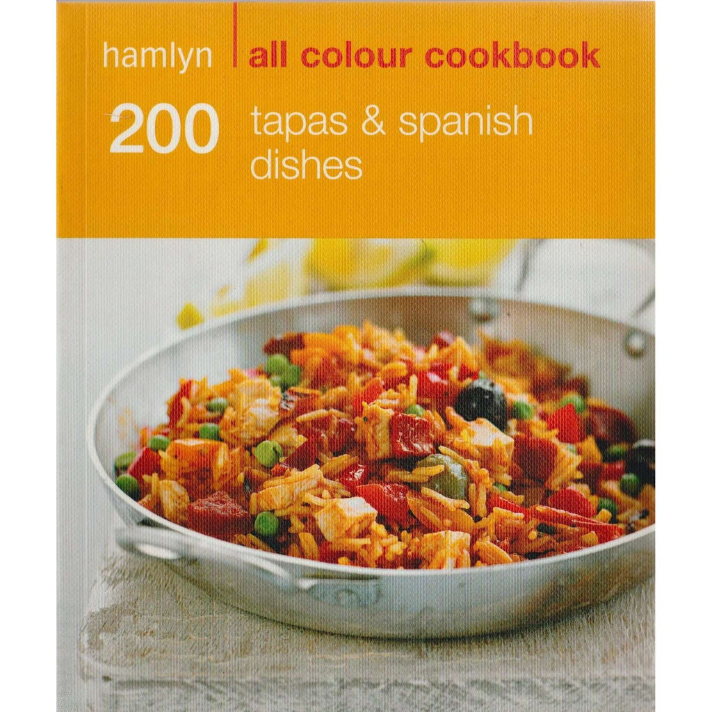 Bookdealers:200 Tapas & Spanish Dishes | Emma Lewis