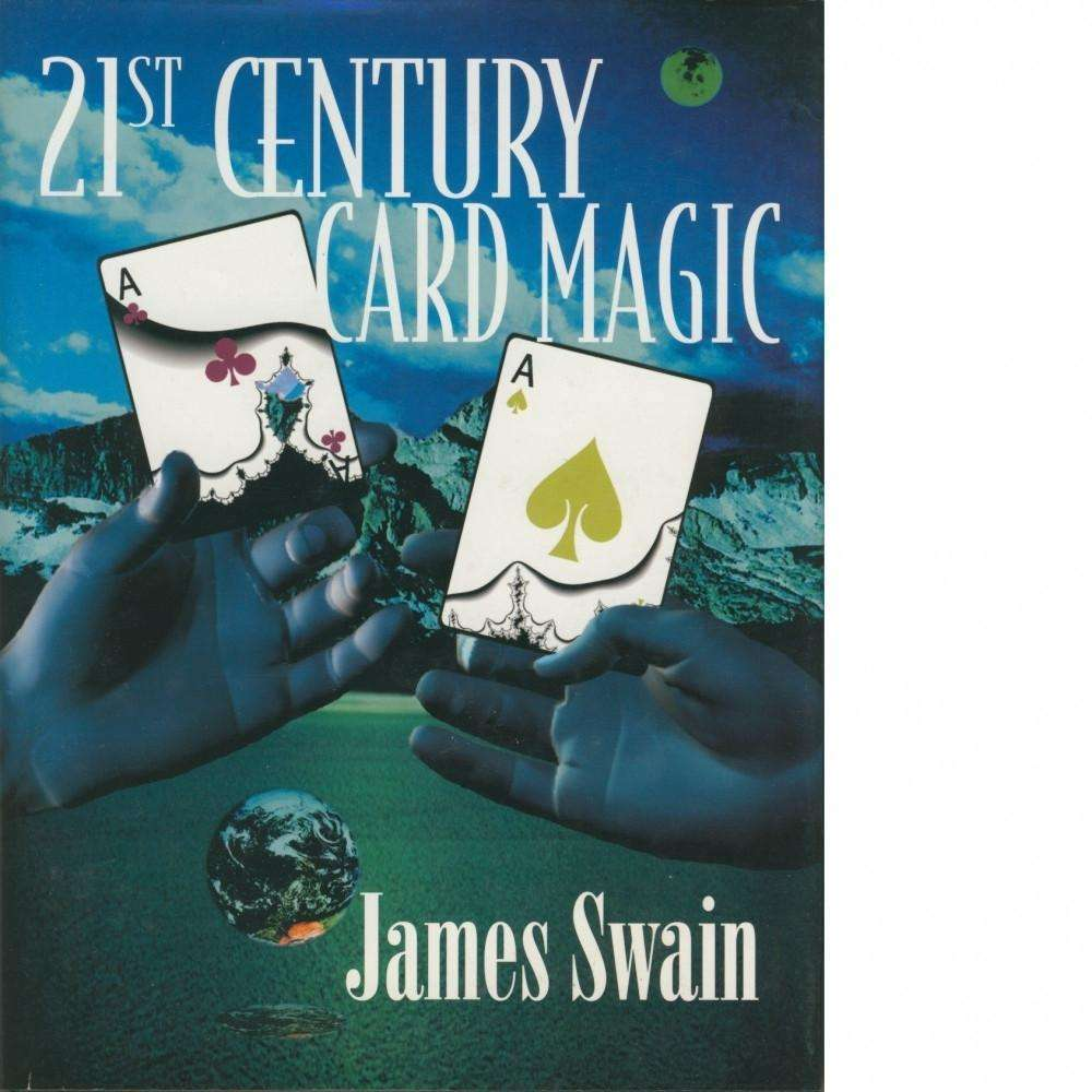 Bookdealers:21st Century Card Magic | James Swain