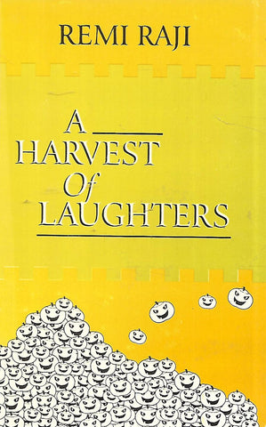 A Harvest of Laughter (Inscribed by Author) | Remi Raji