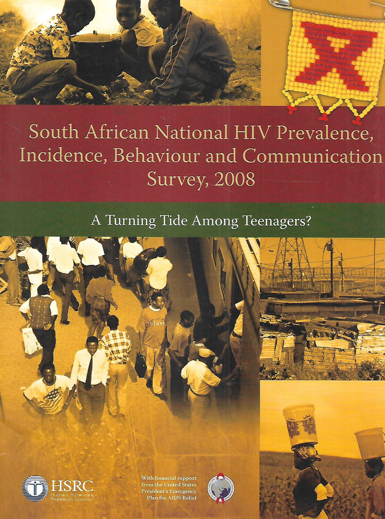 South African National HIV Prevalence Incidence, Behaviour and Communication Survey, 2008: A Turning Tide Among Teenagers?