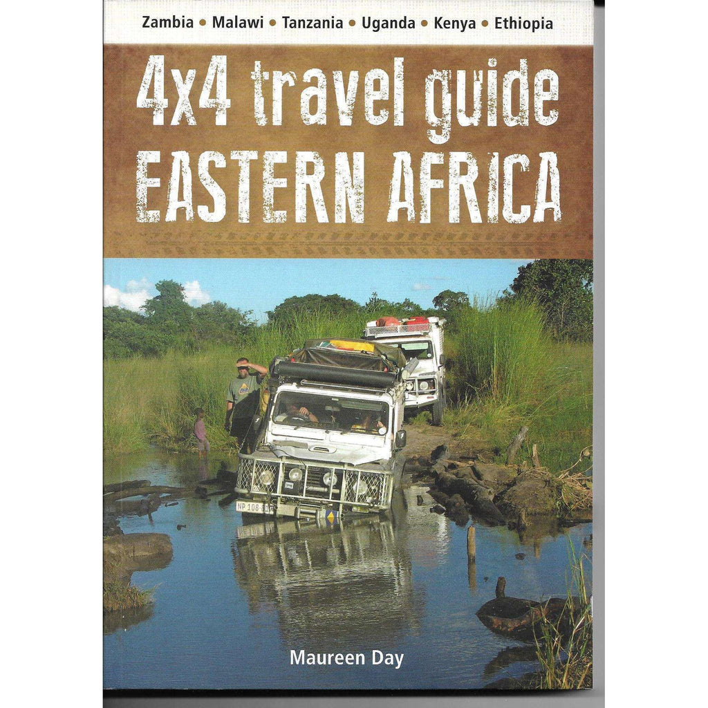 Bookdealers:4 X 4 Travel Guide Eastern Africa | Maureen Day